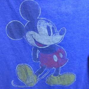 Disney Tops - Disney Parks Official Mickey Mouse T Shirt